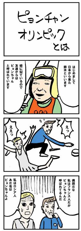 ピョンチャンオリンピックとは01
